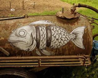 Pesce-cisterna by chumo