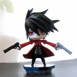 Hellsing Vampire Alucard 03 by Tsurera