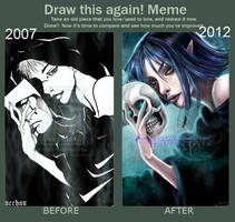 Draw this again! by CristianaLeone