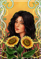 Zora Nham Kaxl by CristianaLeone