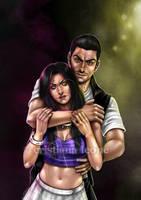 Kareena and David by CristianaLeone