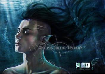 Sunken - Wallpaper by CristianaLeone