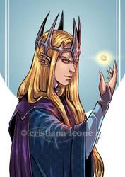 Sauron by CristianaLeone