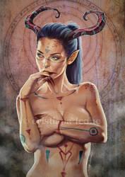 Riae by CristianaLeone
