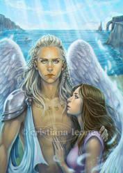Il Sangue Degli Angeli - cover Artwork by CristianaLeone