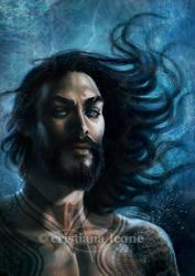 Aquaman by CristianaLeone
