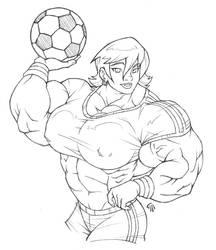 Sports Model by UrusaiWrangler