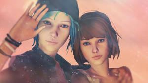 Life is strange - Max and Chloe  [SFM] by Mrjimjamjamie