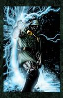 Doom Cometh by Jake-Townsend