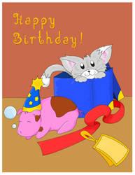 September Birthdays by SetoYen