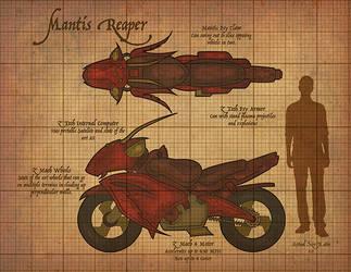 Mantis Reaper by SetoYen