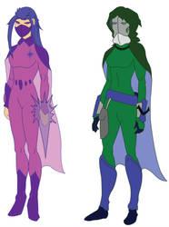 Heroines by SetoYen