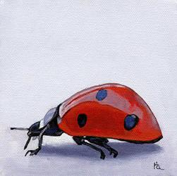 ladybug by classina