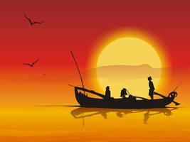 Fishermen by oufve