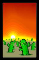 Cactus--Cactus by oufve