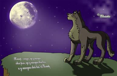 Wolf by Donnara