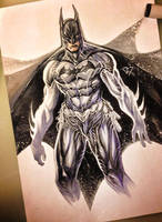 Batman and copics by pant