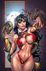 Vampirella original sin by pant