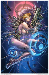 Ghost in the shell by pant