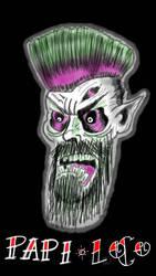 psycho dad by alkeman