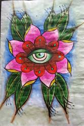 Ojo con la belleza by alkeman