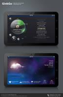 Pad concept design -- Ginkgo 2 by kingyoART