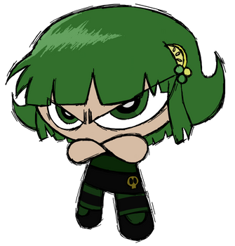 Tulula Buttercup by DJKeala