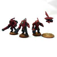 Farsight Stealth Team by danielcherng