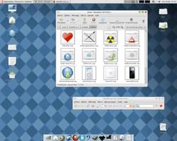 SnowIsh desktop by sa-ki
