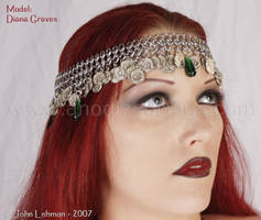 Coin Headdress by LadyLockeout