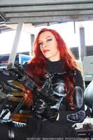 G.I. Joe - Scarlett cosplay 25 by ShadeNinja