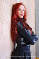 G.I. Joe - Scarlett cosplay 35 by ShadeNinja
