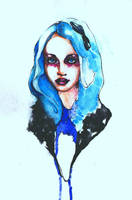 Trash Girl by DaryaSpace