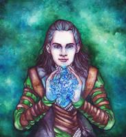 God of Mischief by DaryaSpace