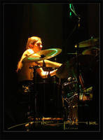 Drummer by Aleph3 by PicturesOfMusic