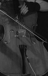 cello b_w by DTHunsterblich by PicturesOfMusic