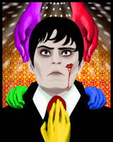 Barnabas Collins is One Groovy Chick Magnet by SpicyPoptart