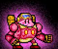 Halloween #4- Kirby Robobot by monsterdestroyer24
