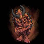 On Fire by GarryArt