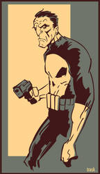 Punisher by FlapJoy