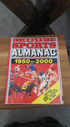 front cover of My bttf 2 grays sports almanac by RussellMGoodwin