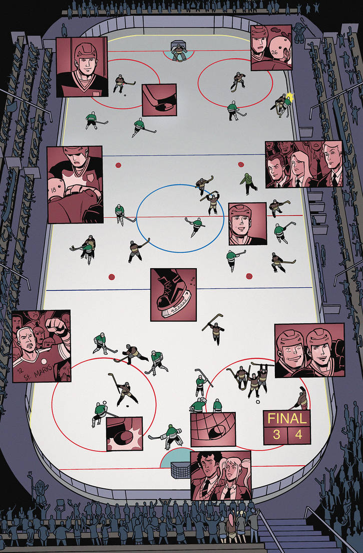 Ready for some hockey? by MiskatonicHigh