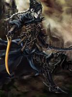 Lord's Blade Ciaran (Mask) by zhenderson
