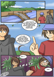 MagiScience, Page 11 by Sanone