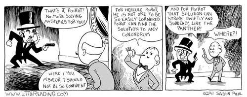 Poirot Comic 4 by Amohs