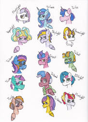 Twilight Ships Adopts (OPEN) by Spikeanator