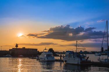 Boats by guga07