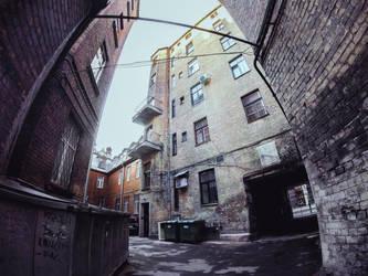 Buildings by guga07