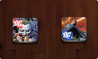 Batman DC Comics Edition for Jaku Theme by iGeriya