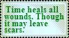 Time heals by JediSenshi
